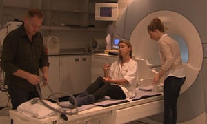 lionel shriver on ecstasy has mri scan