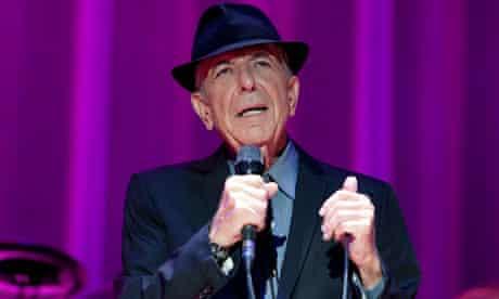 Leonard Cohen London