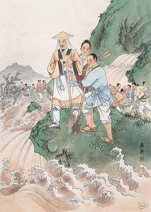 Ten best: Da Yu and the Great Flood