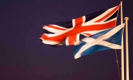 St Andrews Cross flag