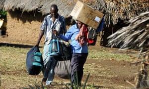 Kenyan tribal clashes