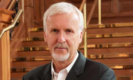 'Maybe it's just a quest to understand women who are sometimes inscrutable' … James Cameron.