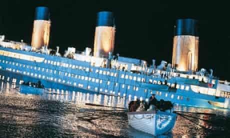 Into the deep: Titanic. Into the deep: Titanic.