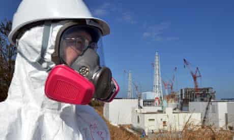 Fukushima Daiichi Nuclear Power Plant opened to foreign media, Fukushima, Japan - 28 Feb 2012
