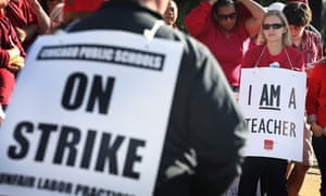 Chicago Teacher strike