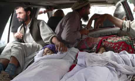 bodies of afghan women
