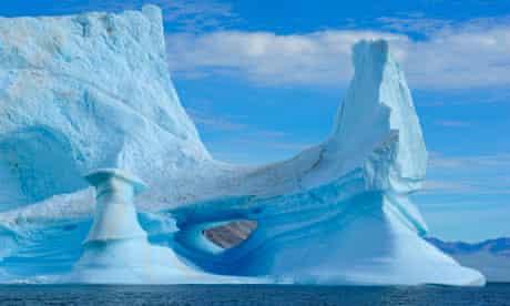 Arctic Iceberg