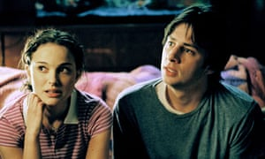 Natalie Portman and Zach Braff in Garden State