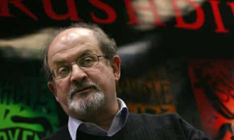 Salman Rushdie Iran
