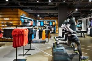 Covent Garden Nike Running Store