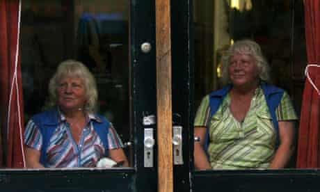 Louise and Martine Fokkens.