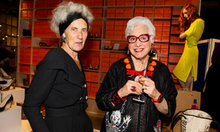 Advanced Style book launch