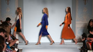 London Fashion day 5: Roksanda Ilincic Catwalk
