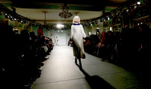 London Fashion day 5: Roksanda Ilincic catwalk - London Fashion Week
