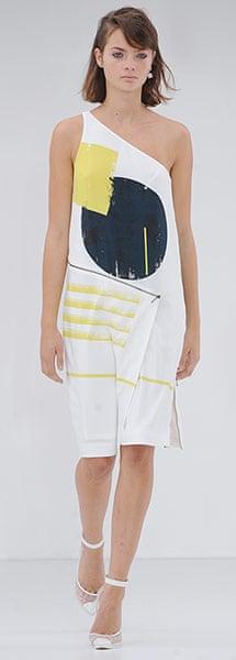 LFW gallery: London fashion week 2012: Unique