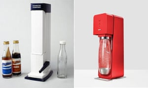 SodaStream then and now