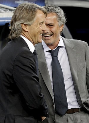 sport: Real Madrid Vs. Manchester City