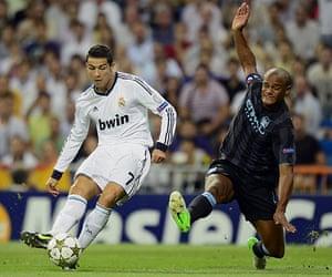 sport: Real Madrid's Portuguese forward