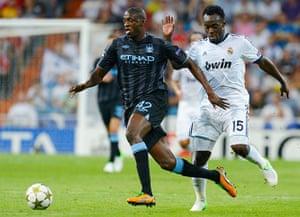 sport2: Manchester City's Toure
