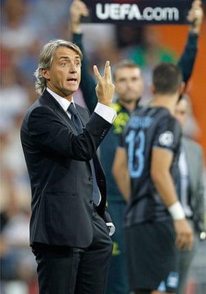 sport3: Roberto Mancin