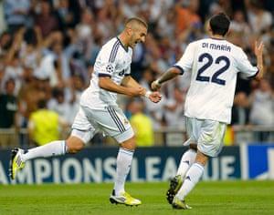 sport5: Real Madrid's Karim Benzema