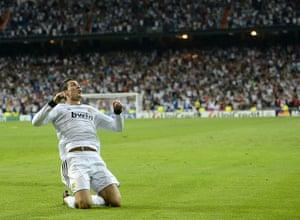 sport5: Real Madrid's Portuguese forward