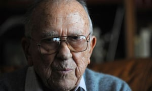 Former secretary-general of the Spanish Communist party Santiago Carrillo