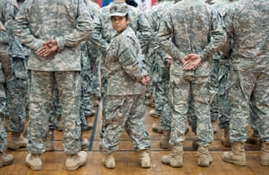 24 hours in pictures: Connecticut National Guard soldiers are heading to Afghanistan