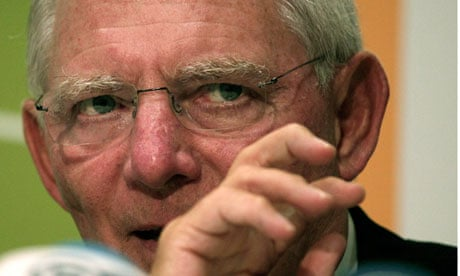 germanys wolfgang schuble at 70 still at heart of efforts to save eurozone - Wolfgang Schauble Lebenslauf