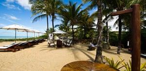 Brazil beaches: Villas de Trancoso, Brazil