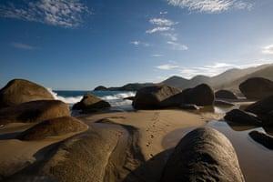 Brazil beaches: Trinidade Rio de Janeiro Brazil