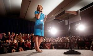 Ann Romney Holds 'Women For Mitt' Rally