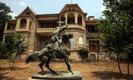 Tatoi palace