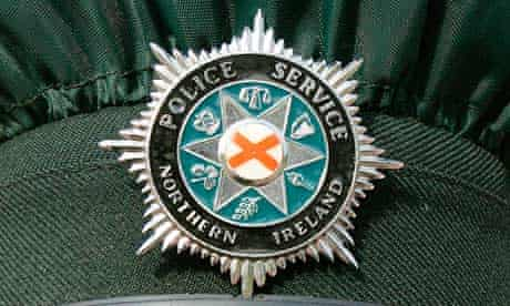 PSNI badge