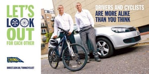 DfT cycle safety poster