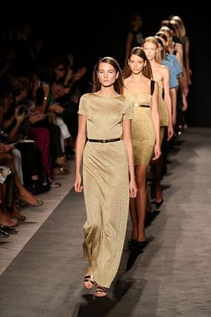Milan Fashion Week: The Les Copains spring/summer 2013 show