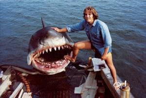 Jaws: Smiling for the camera