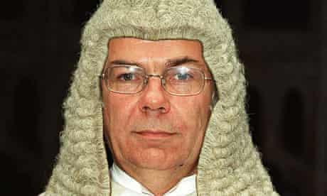 Justice Jeremy Cooke