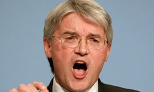 Conservative chief whip Andrew Mitchell