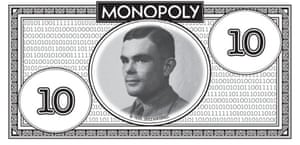Turing monopoly