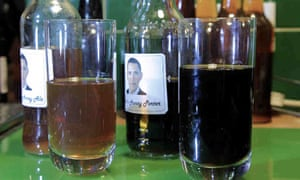 White House beer recipes as brewed by John Wright