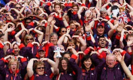 2012 Olympic Games volunteers