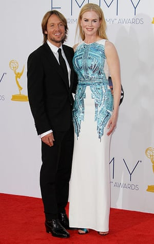 Emmy Awards: Keith Urban and Nicole Kidman attend