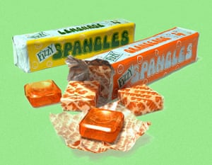 Tuck shop: Spangles