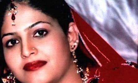 Naila Mumtaz murder