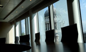 London Stock Exchange boardroom