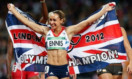 Around 20 government departments have worked together to deliver a stunning Olympic Games.