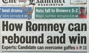 Mitt Romney headline