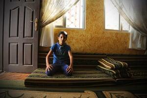Syria Children: Hassan, fourteen, from Zaynab, near Damascus