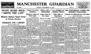 From the archive: 29 September 1952: A new look for the ...